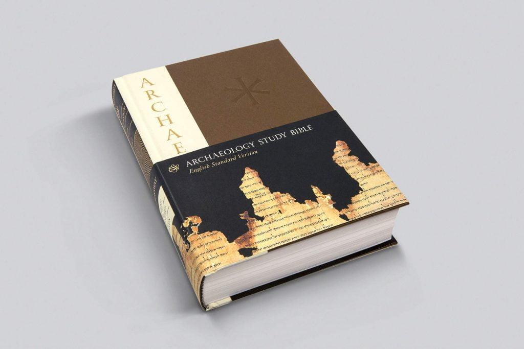ESV Archaeology Study Bible (Hardcover) • Gene S  Whitehead