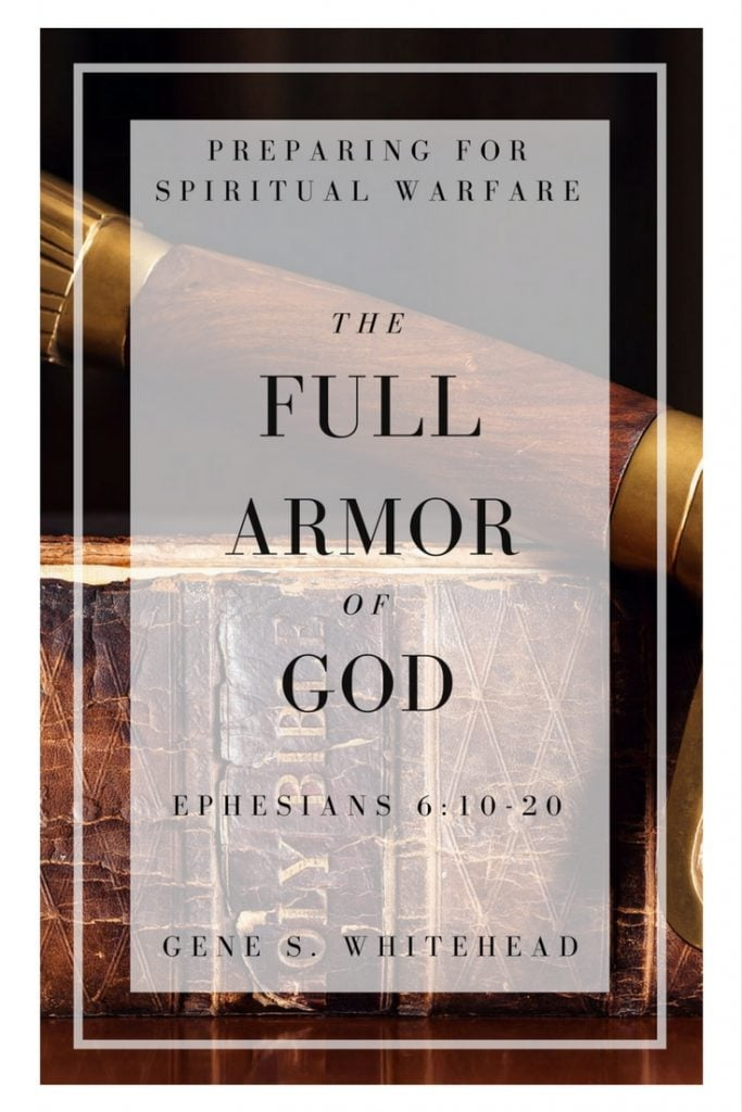 armor of God Bible study cover