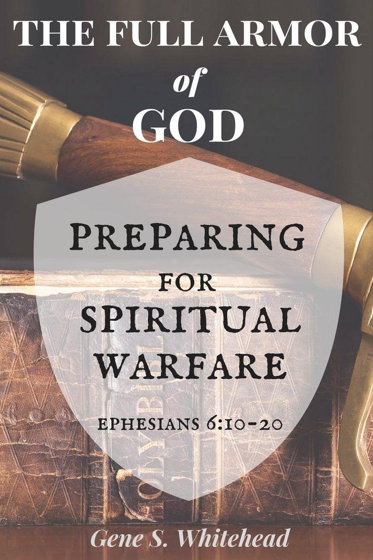 Armor of God: Ephesians 6:10-20