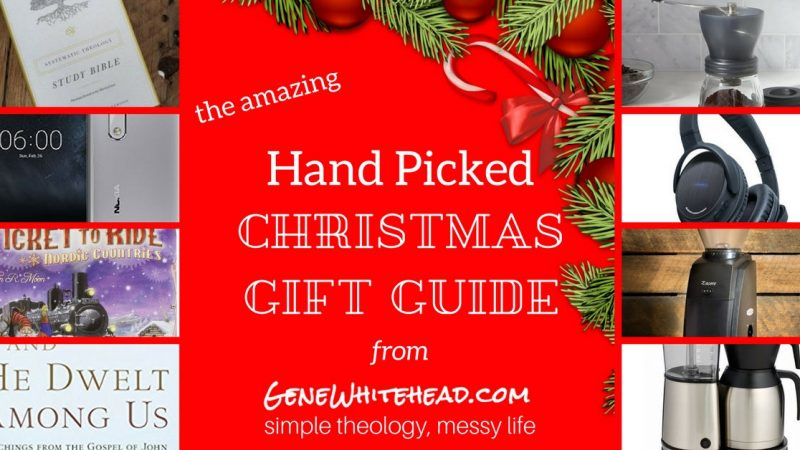 The Amazing Hand-Picked Christmas Gift Guide