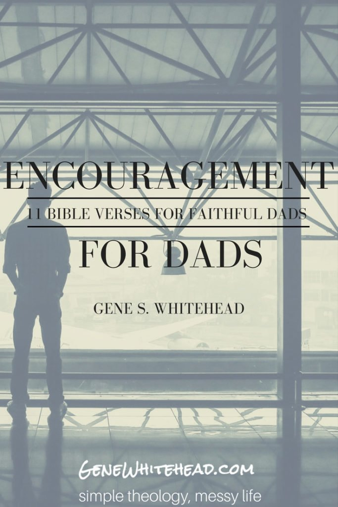 Encouraging Dads