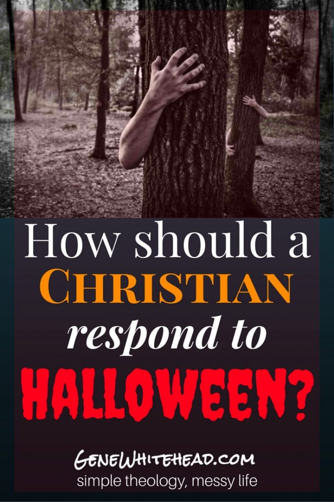 Have you ever wondered where Halloween began, or about the original intent behind costumes and trick or treating? Have you ever heard of the holidays Pomona and Parentalia, or of the Aos si (ees-shee)? Here's more about that and how Christians could respond to Halloween. #Halloween #Samhain #Christianity