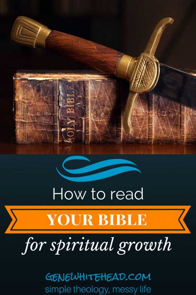 Do you ever struggle with your faith or have a desire to experience spiritual growth? Are there areas in your life where your faith needs to strengthen? Here's how and why to read the Bible to strengthen your faith, plus resources and tools to help you do just that! #Bible #BibleStudy #Devotions #Faith #SpiritualGrowth