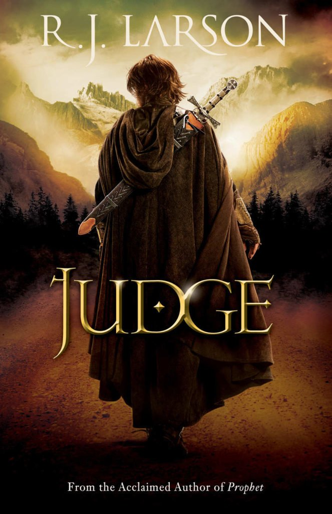 Book review of Judge by R. J. Larson. How will the missions and the decisions made by Ela and Kien shape the rest of their lives, and their faith? Gripping Christian fantasy at it's best!
