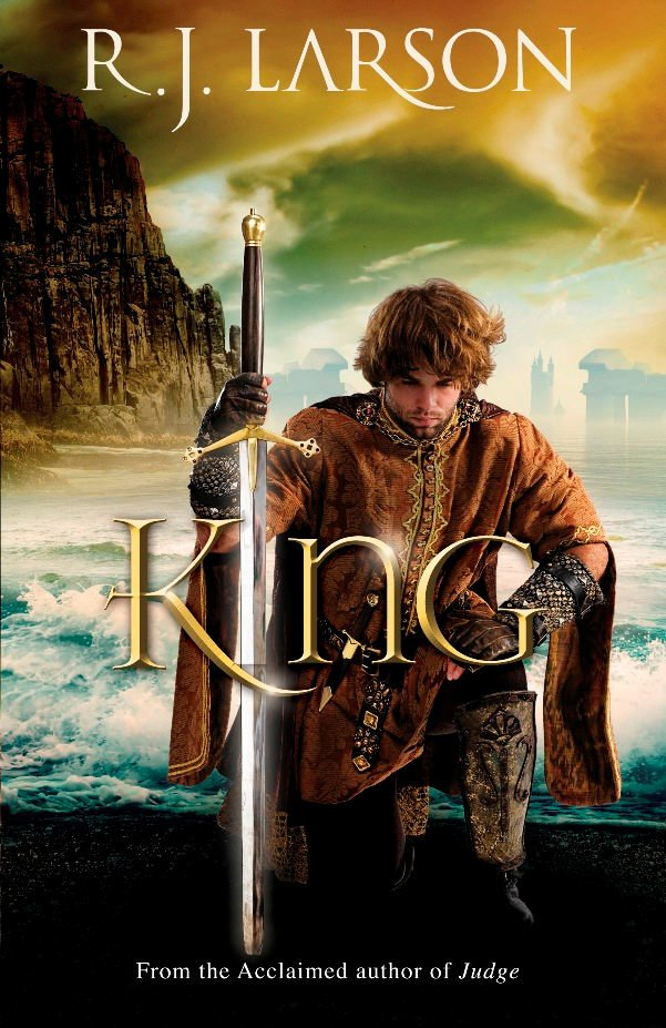 Book review of King by R. J. Larson. Will Akabe see his dream to restore the temple, or will his enemies succeed in their thick plots against him? Gripping Christian fantasy at it's best!