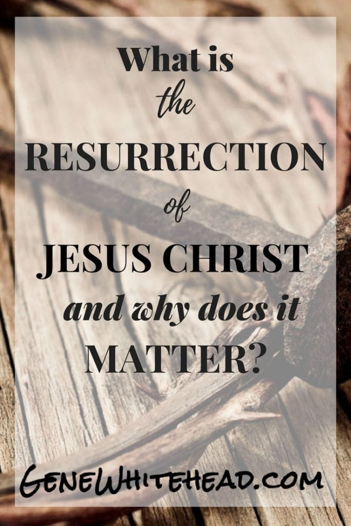 No other religion or religious leader has ever made any claim that even comes close to the magnitude of Jesus Christ's resurrection from the dead. What is this resurrection and why is it so important?