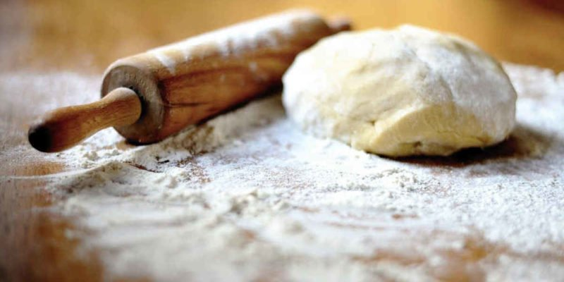 bread dough parables of mustard seed and leaven
