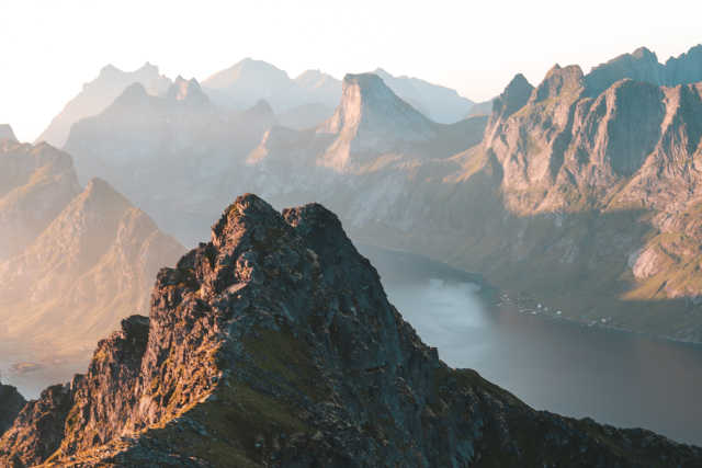 persistent prayer moves mountains