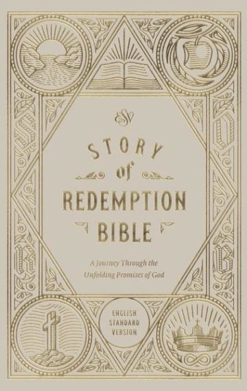 story of redemption bible cover