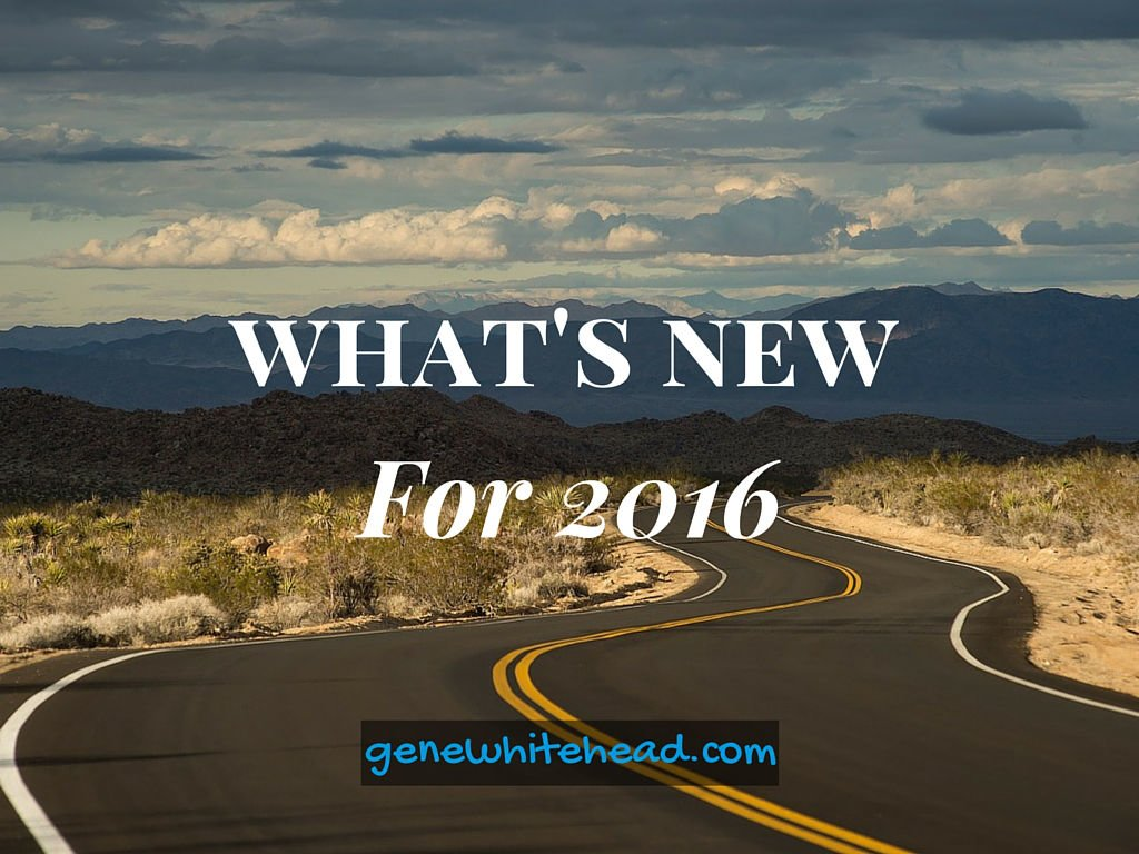 whats new 2016