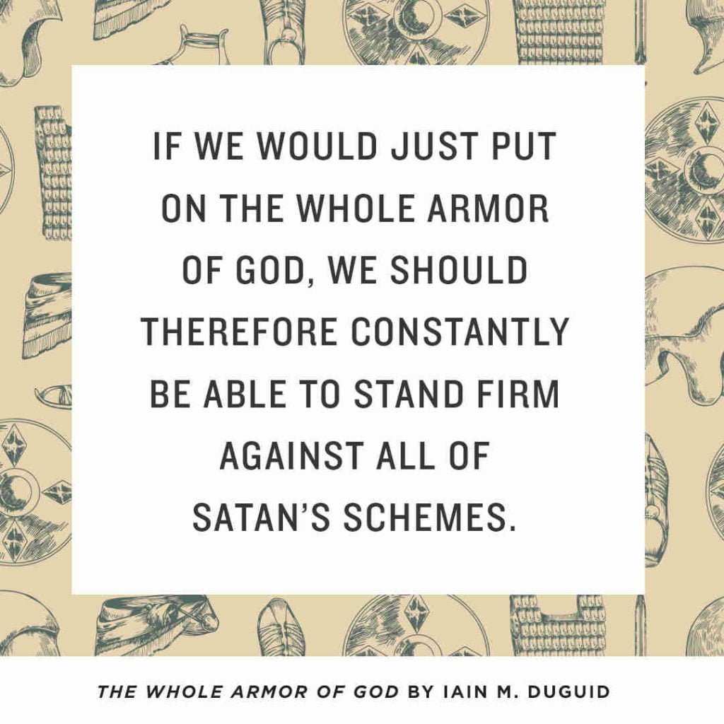 whole armor of god quote 03